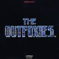 Namco Game Sound Express Vol.20 : The Outfoxies