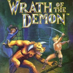 Wrath of the Demon (Amiga Version)