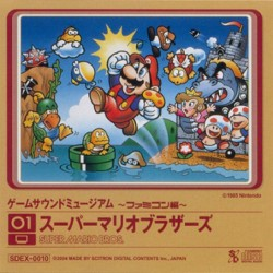 Game Sound Museum - Famicom Edition 01 : Super Mario Bros.