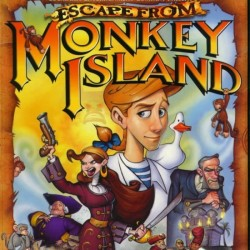 Escape From Monkey Island (PC Version)