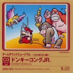 Game Sound Museum - Famicom Edition 03 : Donkey Kong Jr.