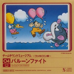 Game Sound Museum - Famicom Edition 04 : Balloon Fight