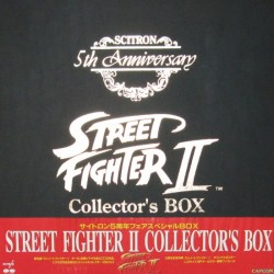 Street Fighter II Collector