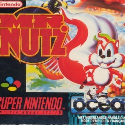 Mr. Nutz (Snes Version)