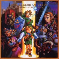 The Legend of Zelda : Ocarina of Time Original Sound Track