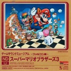 Game Sound Museum - Famicom Edition ND Super Mario Bros. 3