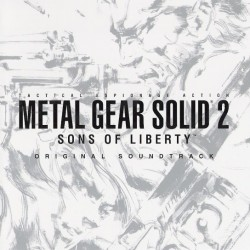 Metal Gear Solid 2 : Sons of Liberty Original Soundtrack