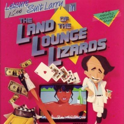 Leisure Suit Larry In The Land Of The Lounge Lizards (PC Version)