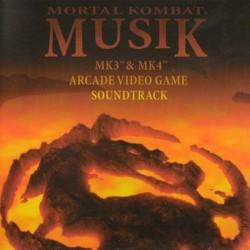 Mortal Kombat Musik : MK3 & MK4 Arcade Video Game Soundtrack