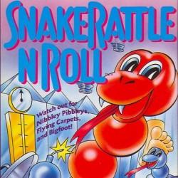 Snake Rattle N Roll (NES Version)