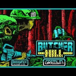 Butcher Hill (ZX Spectrum Version)