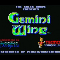 Gemini Wing (Atari ST Version)