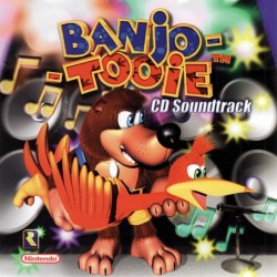 Banjo-Tooie CD Soundtrack