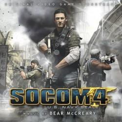 SOCOM 4 : U.S. Navy SEALs Original Video Game Soundtrack