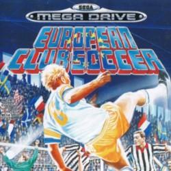 European Club Soccer (Megadrive Version)