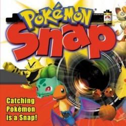 Pokemon Snap (Nintendo 64 Version)