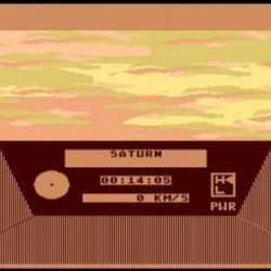 The Halley Project (Atari 8 Bits Version)