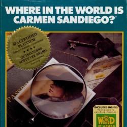 Where in the World is Carmen Sandiego? (Amiga Version)