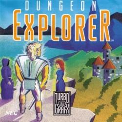 Dungeon Explorer (PC-Engine Version)