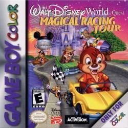 Walt Disney World Quest : Magical Racing Tour (Game Boy Color Version)