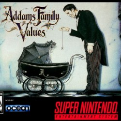 Addams Family Values (SNES Version)