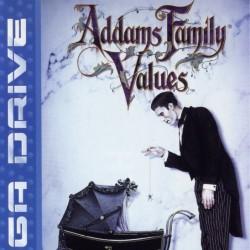 Addams Family Values (Megadrive Version)