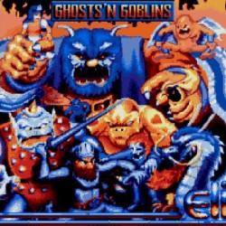 Ghosts N Goblins (Atari ST Version)