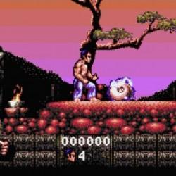 First Samurai (Atari ST Version)