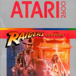 Raiders of the Lost Ark (Atari 2600)