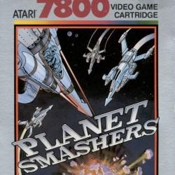 Planet Smashers (Atari 7800)
