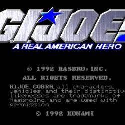 G.I. Joe : A Real American Hero (Arcade Version)