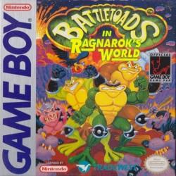 Battletoads (Game Boy Version)