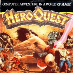 HeroQuest (Amiga Version)