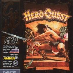 HeroQuest (Atari ST Version)