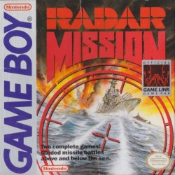 Radar Mission (Game Boy Version)