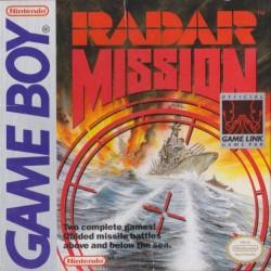 Radar Mission (Game Boy Version)