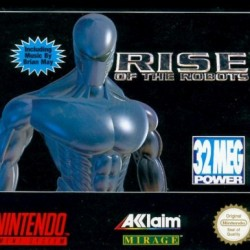 Rise of the Robots (SNES Version)