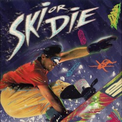 Ski or Die (DOS Version)