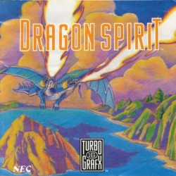 Dragon Spirit (PC-Engine Version)