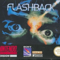 Flashback: The Quest for Identity (SNES Version)