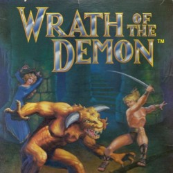Wrath Of The Demon (DOS Version)