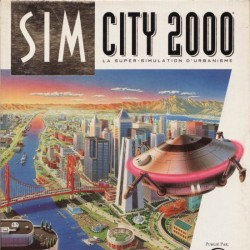 SimCity 2000 (DOS Version)