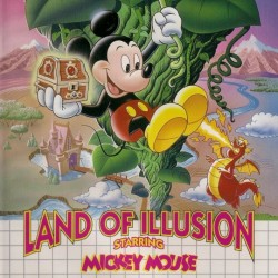 Land Of Illusion : Starring Mickey Mouse (Master System Version)