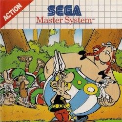 Asterix and the Secret Mission (Master System Version)