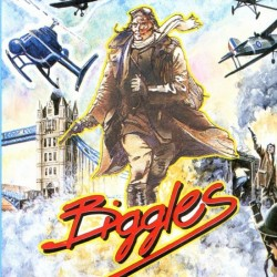 Biggles (Amstrad CPC Version)