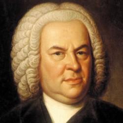 portrait : Bach Jean-Sébastien