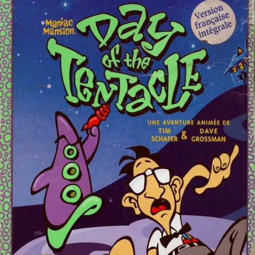 Ecoutez Day Of The Tentacle (PC Version) sur Abandonware Biiper