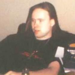 portrait : Mustaine Tom