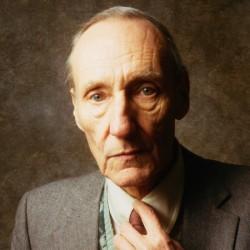 portrait : Burroughs William S.