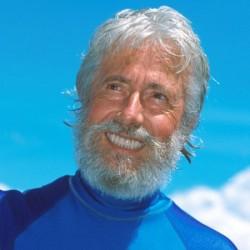 portrait : Cousteau Jean-Michel